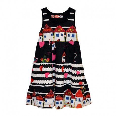 Παιδικό φόρεμα Desigual: 55,00€ www.bolerojunior.gr