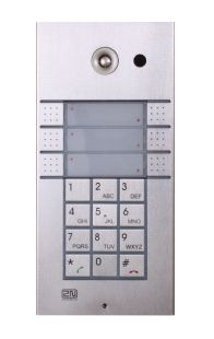 www.tiptel.nl - 2N® Helios IP Vario 3x2 button,keypad, cam.