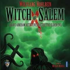Witch of Salem társasjáték - Szellemlovas társasjáték webshop