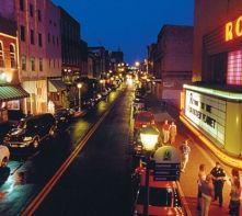 Downtown, Clarksville,TN-USA