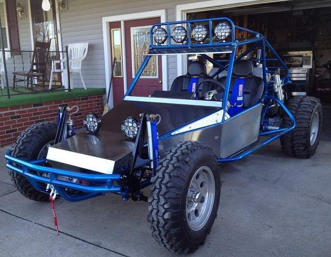 Off-Road Buggy Frames | Seat Off-Road Dune Buggy Chassis