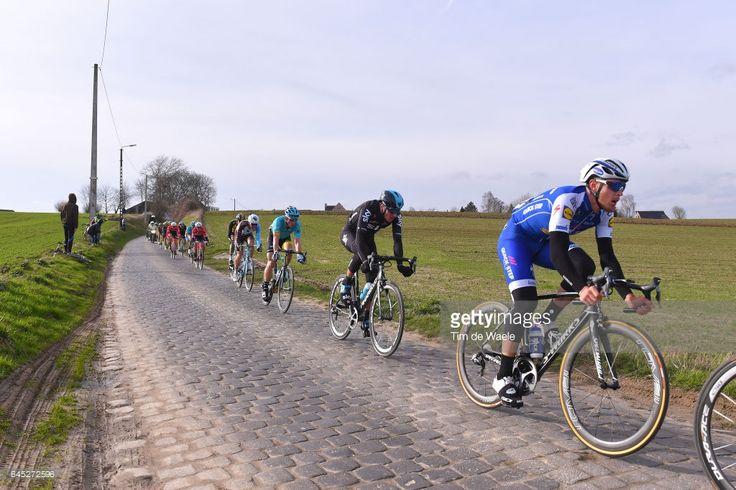 72nd Omloop Het Nieuwsblad 2017 / Men Matteo TRENTIN (ITA)/ Gianni MOSCON (ITA)/ Gent - Gent (198.3Km) / Men / Flanders Classics /