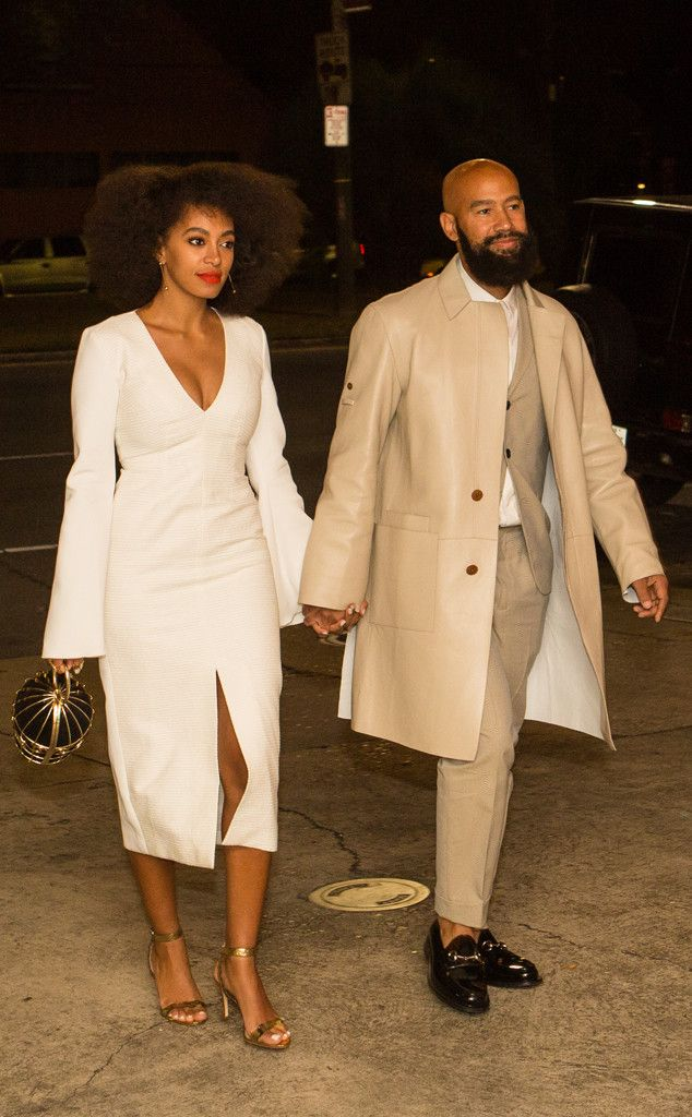 RELATIONSHIP GOALSSSS.  Beyoncé Attends Solange Knowles' Wedding Rehearsal…