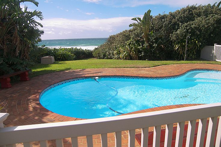 """**RAVE GUEST REVIEW** """"Best Holiday Ever!!"""" Catalina 1 Beachfront Chalet Self Catering holiday accommodation in Hibberdene, KZN South Coast This was really the best stay ever. Such a perfect location, seconds to the beach and walking distance from main beach as well as the Shopping Center. Lovely patio and everything we needed to make the stay comfortable. Will definitely book there again. ~ Heidi"""