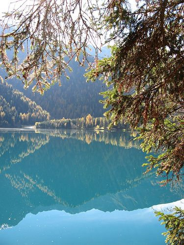 A Walk around the Lake - Antholzer See - Lago di Anterselva - South Tyrol, Italy | Flickr - Photo Sharing!