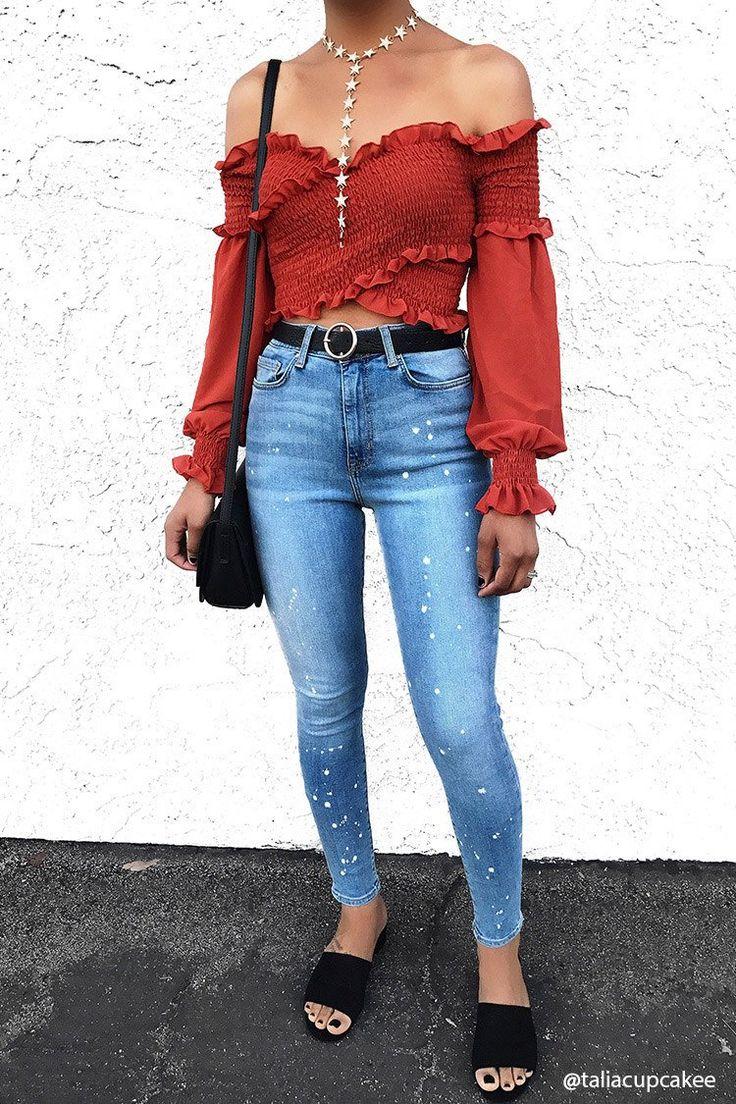 Paint Splatter Ankle Jeans | Forever 21