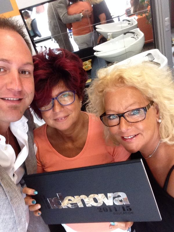 #iLOVEmyEDUCATIONidenova anche a Zelarino da Contavalli e Priarolo con il nostro Francesco