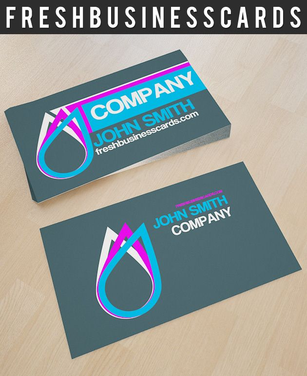 24 best business card images on pinterest business cards carte de this is unique and premium business card template business card template has a dark background the logo of this card template is like a drop of water accmission Image collections