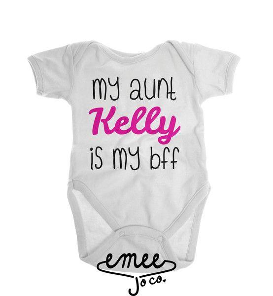 Best 25 Aunt Onesie Ideas On Pinterest Aunt Baby