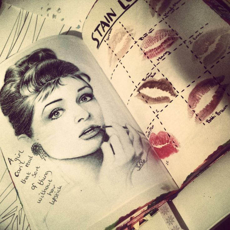Wreck this journal ideas Absolutely love it! Great thinking #beauty #makeup #yes