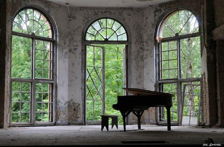 Heilstätte Grabowsee   8 verlassene Orte in Brandenburg, die Du wunderschön finden wirst
