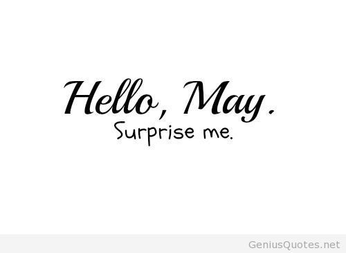 Hello may please surprise me