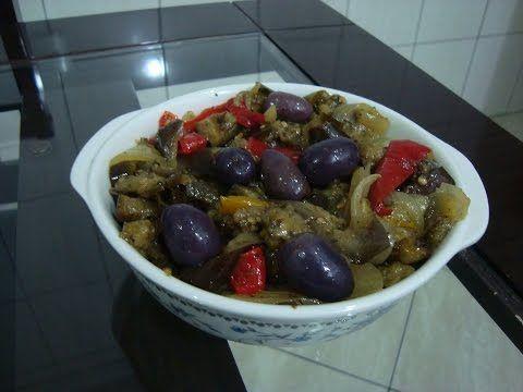 Salada de Berinjela |Por: Sussa Rodrigues - YouTube