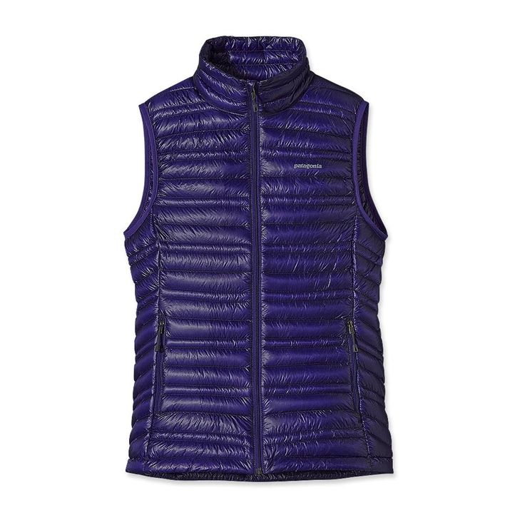 Cheap Patagonia Online & Patagonia Women's Ultralight Down Vest Blue Butterfly