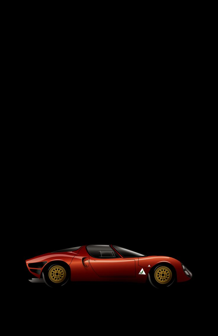 Vintage Alfa Romeo 33 Stradale, available in our VS shop