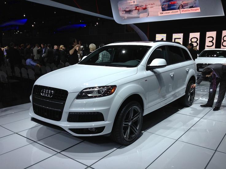 2013 Audi Q7 3.0 TDI