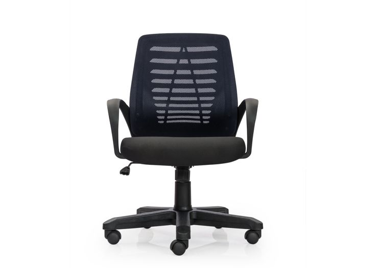 Grace Low Back Mesh Chair from Durian is comfort & function combine with the breathable backrest, adjustable seat height and back tensioner.