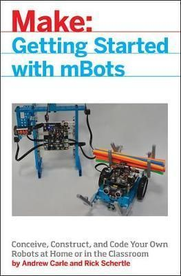 mBot for Makers | kid STEM- circuits | Stem for kids, Classroom, Books