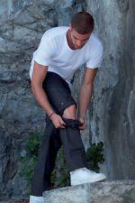 Pantalone Pantaloni da Lavoro Uomo Donna Bermuda Multitasche elettricista Abiti