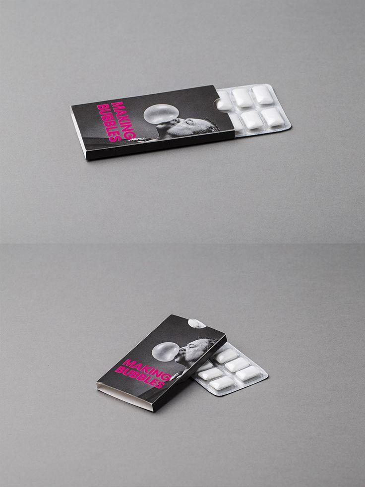MAKING WAVES - tyggis sleeve trykket og stanset ut av Print House! #emballasje