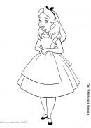 Réservée aux petites princesses ...  http://ruedesmomes.fr/index.php/coloriage/coloriages/category/58-coloriage-alice-au-pays-des-merveilles