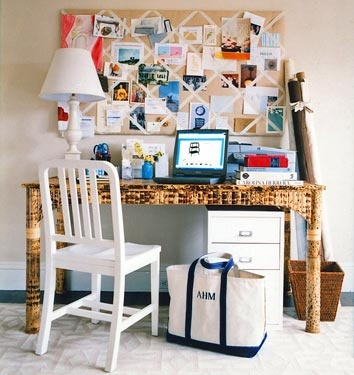 Organise Your Study Space On A Budget Find This Pin And More Interior Design Moodboard
