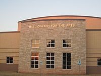 Howard College Big Spring Community | Howard College entrance sign