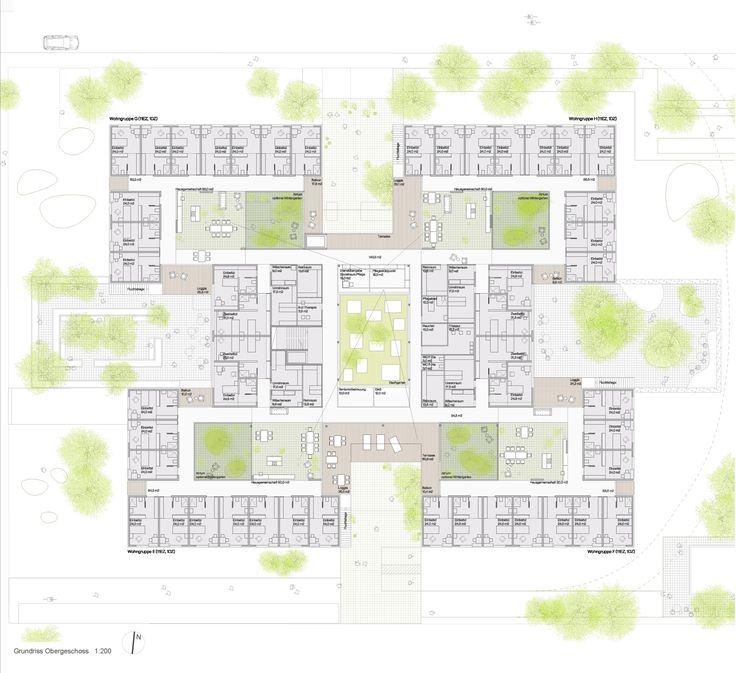Galeria de Lar de Idosos Peter Rosegger / Dietger Wissounig Architekten - 23