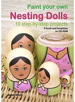 how to make nesting dolls out of paper
