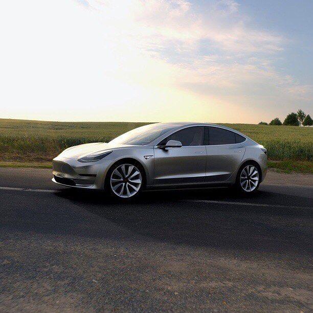 #motorsquare #car4you #oftheday : #Tesla #Model3 what do you think about it? #car #cars #carporn #auto #cargram #exotic #wheels #speed #road #dream #ferrari #ford #honda #mini #nissan #lamborghini #porsche #astonmartin #audi #bmw #mercedes #bentley #jaguar #lexus #toyota