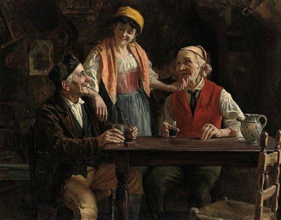 Eduardo Eugenio Zampighi *(Italien, Modena 1859–1944 Marellano):