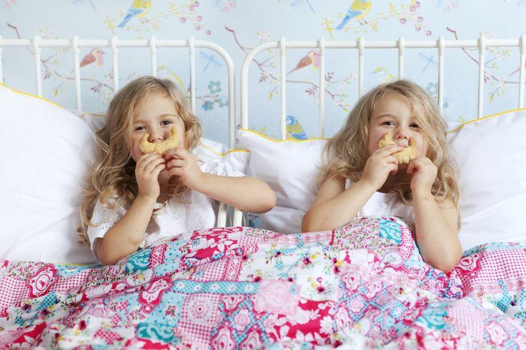 Lola y Lolo bedding