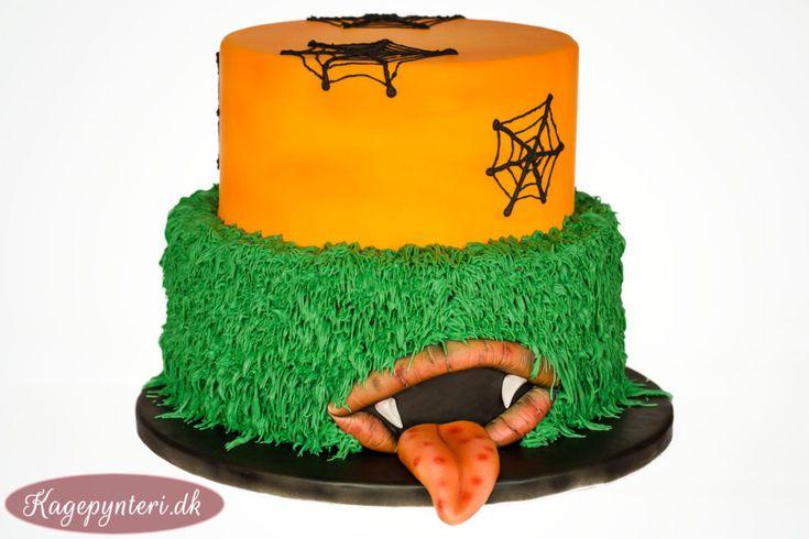 Halloween kage / Halloween cake