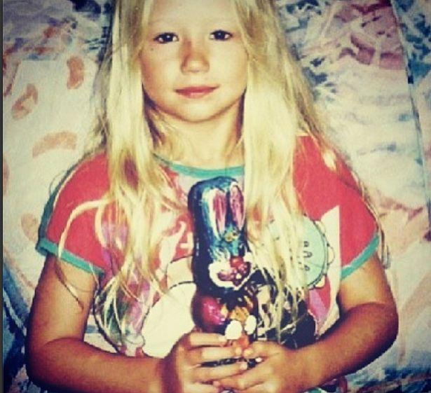 iggy azalea as a baby - photo #11