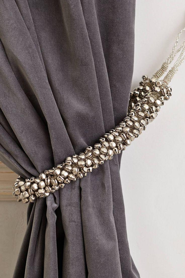 Shimmer Bells Tieback - anthropologie.com