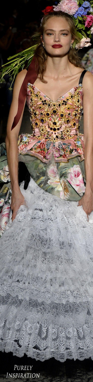 Dolce & Gabbana Fall 2016 Alta Moda Collection
