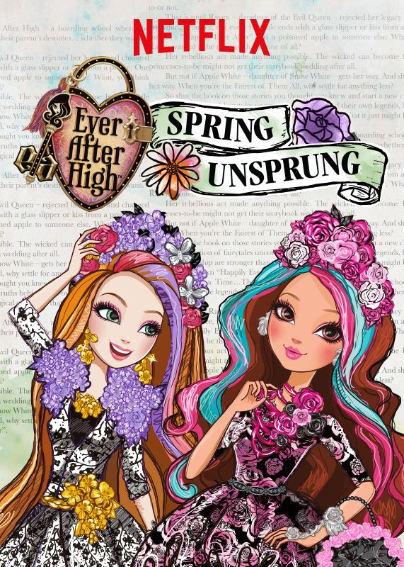 Tons of really great ideas for an Ever After High party. Food, crafts and decorations for an Ever After High: Spring Unsprung party.