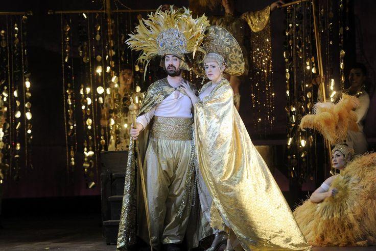 Découvrez les photos exclusives des répétitions de Candide au théâtre du Capitole
