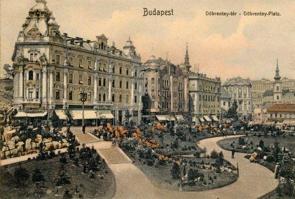Budapest legszebb tere volt a 40 évet élt Döbrentei. Díszes bérpalotáit urbanisztikai fejlesztések miatt lebontották, ám helyükön nem egy modern fürdőváros, hanem az Erzsébet híd vasbeton felüljárói kacskaringóznak. A japánkerttel díszített Döbrentei tér nyugati oldala…