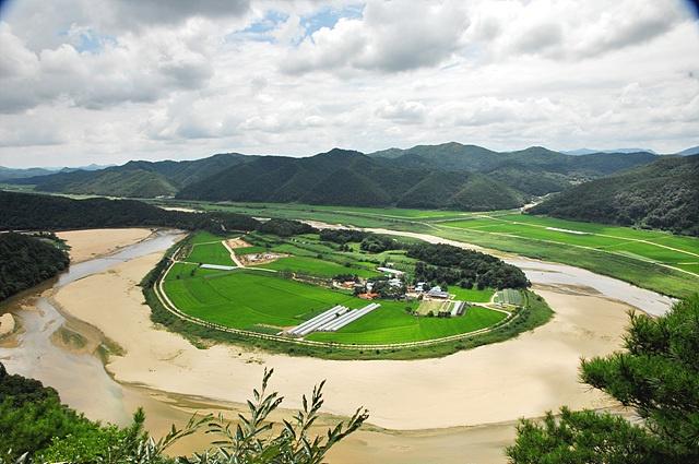 회룡포 [Yecheon]