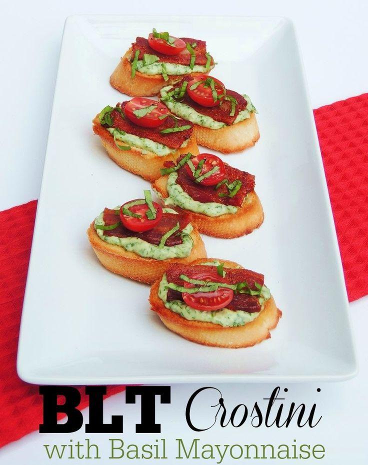 ... De Blt en Pinterest | Aperitivos, Tomates Cherry Rellenos y Mini Blt