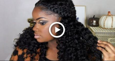 Holiday Hair Tutorial: Two Goddess Braids and Twist out| Protectivestyles Hair  …   – Braid Recipes
