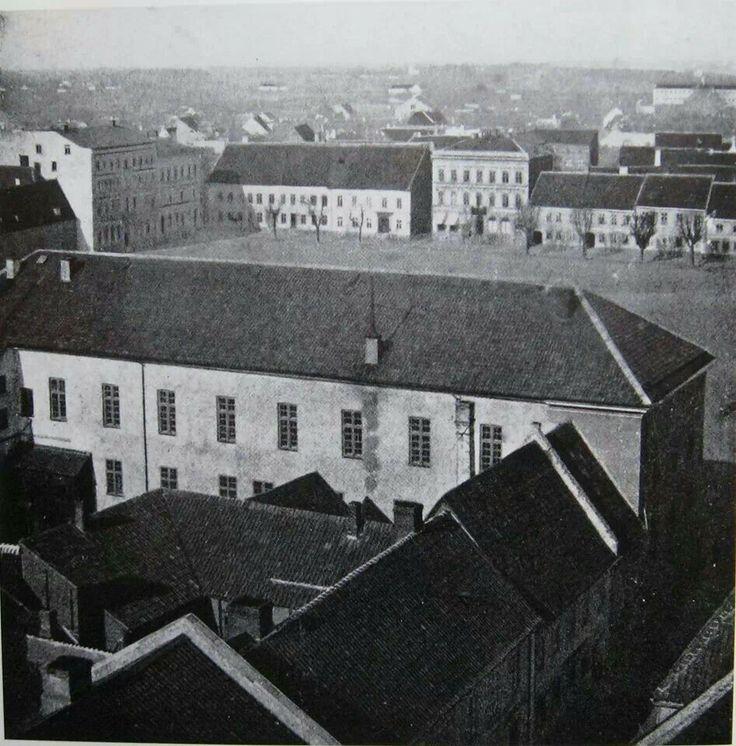 Stortorget 1863 el 1864