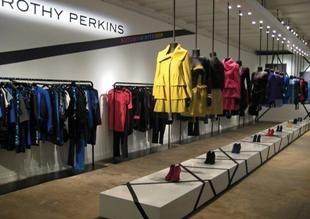 DORETHY PERKINS - Press Day Universal mannequins