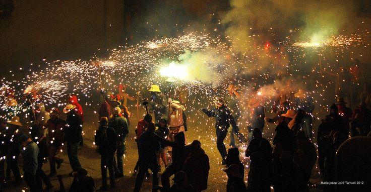 Les festes i tradicions formen part del patrimoni de la Segarra, una de les més emblemàtiques i multitudinàries és l'Aquelarre de Cervera.