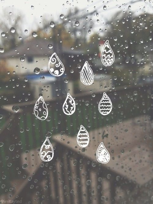 background, cool, pattern, rain, wallpaper