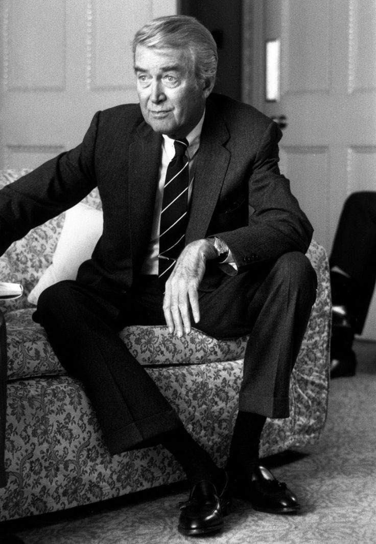 James Stewart ~1974   My all time favourite of Hollywood's Vintage Actors.