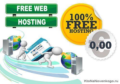 Бесплатные хостинги для сайтов с php и mysql   KtoNaNovenkogo.ru - создание…