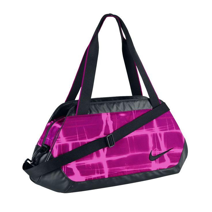 pink and black nike gym bag KuX2nCW4