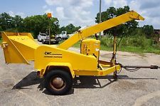 Chipmore TM-160-G3 Wood Chipper Trailer Mounted in Mississippi NO RESERVEapply now www.bncfin.com/apply